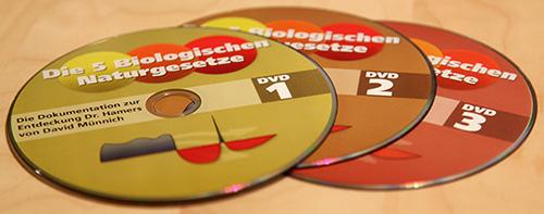 DVDpressung